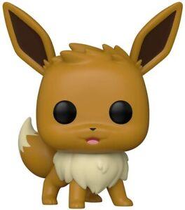 Pop Games 626 Pokemon Eeve Figure Funko 05444
