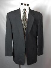HUGO BOSS Sport Coat 44L Gray - 100% Wool $395