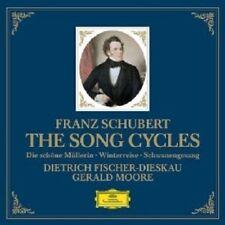 DIETRICH/MOORE,GERALD FISCHER-DIESKAU - DIE LIEDERZYKLEN 3 CD NEU