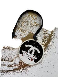 Chanel Anhänger/Taschen/Schlüsselanhänger Weihnachten 2019 Vip selten