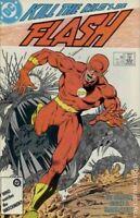 Flash #4 (1987) DC Comics