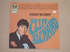 "CLIFF RICHARD -Congratulations- 7"" 45"