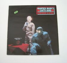 """Manfred MANN'S EARTH BAND """"Somewhere in Africa"""" (Vinyle 33t / LP) 1982"""