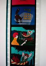 HANNA-BARBERA Filmstrip Set- Scooby-Doo Film NEW newspaper reporting education