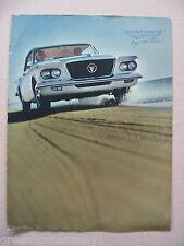 1962 Plymouth Valiant Brochure
