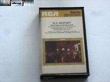 Mozart - Sinfonia concertante - Guschlbauer - MC  M/M