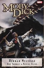 Marvel Illustrated Moby Dick * Herman Melville Stan Lee pb 2009 Premiere Ed NEW!