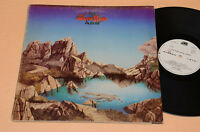 Steve Howe Album Yes LP Prog 1° St Italy 1979 Promotional Label Chiara Audio Ex