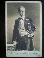 POSTCARD - RP EDWARD O'CONNOR 1844 - 1912  ONE OF THE MOST INFLUENTIAL ACTORS/CO