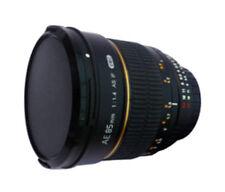 Samyang 85mm f/1.4 Aspherical IF MC Lens
