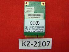 Atheros W-LAN SCHEDA MINI PCIE ar5bxb63 #kz-2107