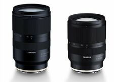 Tamron 17-28mm 1:2,8 Di III Rxd & 28-75mm Objektivset For sony