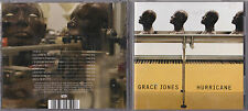 CD GRACE JONES HURRICANE 9T DE 2008 TBE