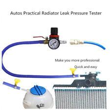 Universal Car Cooling Radiator Leak Pressure Tester Water Tank Detector Tool New