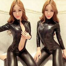Gothique, dominatrice latexcatsuit, Latex Catsuit, Latex Costume, noir Tailles S à 4xl