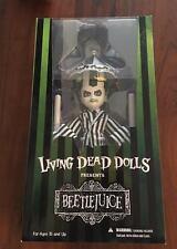 Mezco Toyz Living Dead Dolls Showtime Beetlejuice LDD