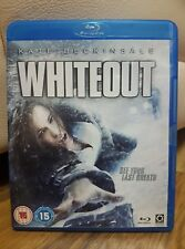 Whiteout (Kate Beckinsale) Blu-Ray - Excellent condition - Free Postage!