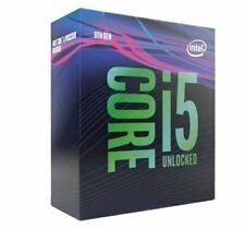 Intel CPU BX80684I59400 Corei5-9400 Box 9M Cache 2.9GHz 6C/6T LGA1151 Retail