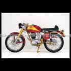#phm.05874 Photo FB MONDIAL 175 SPRINT 1958 Moto Motorcycle