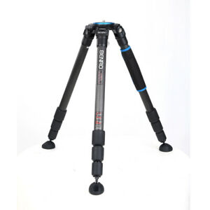 Benro Carbon Fibre Tripod Combined Series 3 4 Section Twist Lock #C3780TN (UK)