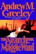 The Search for Maggie Ward, Greeley, Andrew M, Good Condition, Book