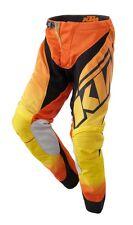 KTM - Pantalon MX  Moto Course  Gravity FX -  T : M  orange neuf 3pw1522503