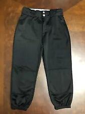 New listing EUC Boy's Wilson Black Baseball Pants. Size Medium.