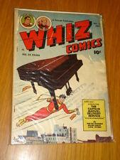 WHIZ COMICS #111 VG (4.0) 1949 JULY FAWCETT*