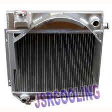Aluminum Radiator for AUSTIN HEALEY SPRITE BUGEYE FROGEYE MG MIDGET 0.9L 1.1L MT