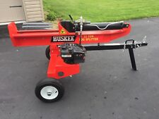 Huskee 22 Ton Log Splitter Practically New! Use It Horizontal Or Vertical.