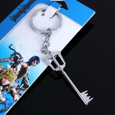 Kingdom Hearts Metal Keychain Key ring Pendant Japanese Anime #7