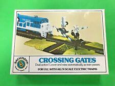 BACHMANN - LEVEL CROSSING GATES - ITEM No.44879 - UNOPENED - train locomotive
