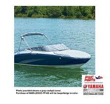 YAMAHA Cockpit Cover MAR-LDSCC-TP-NS 2016-2017 242 Ltd S & E-Series (No Snaps)