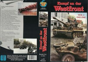(VHS) Kampf an der Westfront Teil 2 - 1942-1945