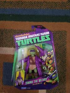 DONNIE THE WIZARD Teenage Mutant Ninja Turtles Action Figure TMNT Playmates 2014