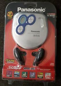 Panasonic Portable CD Player SL-SX280 Anti-Skip System NOS