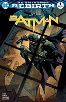 Batman Rebirth #1 Paralel Evren Istanbul Cinar Retailer Exclusive Variant