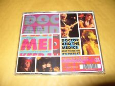 Doctor & the Medics - I Keep Thinking It's Tuesday (2011) cd New & Sealed