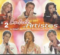 CD ENTRÉE D'ARTISTES PASCAL SEVRAN 2987