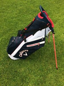 Callaway Fairway Stand Bag (Used for 1 round) in Mint Condition!!!