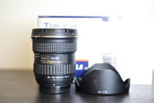 Tokina AT-X Pro 11-16mm II F/2.8 DX Wide Angle Lens For Nikon