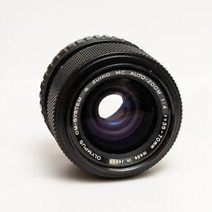 Olympus OM 35-70mm f/4 Zuiko MC Auto-Zoom lens for OM-1 OM-2 etc - sample pics