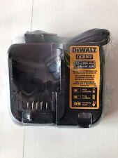 DEWALT DCB107 12V/ 20V MAX LITHIUM ION CHARGER