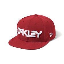 22a034a4859 Oakley Mark II Novelty Snapback Hat-red Line - Mens Lid Cap