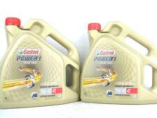 Castrol Power 1 Carreras 5w-40 4t ACEITE 5w40 PARA MOTOS DE BMW KAWASAKI 2x