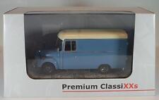 PREMIUM CLASSIXX 1/43 OPEL BLITZ 1,75 t camionnette bleu clair neuf dans sa boîte #2757