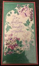 HALLMARK HAPPY MOTHER'S DAY GREETING CARD, WIFE