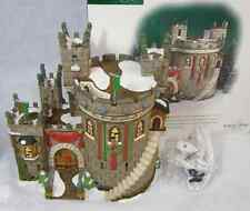 HEATHMOOR CASTLE #58313 DEPT 56 RETIRED DICKENS VILLAGE LIMITED PRODUCTION 1999