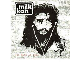 (GM552) Milk Kan, God With An Ipod - 2008 CD