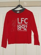 Liverpool FC T Long Sleeved Shirt (9-10 years)